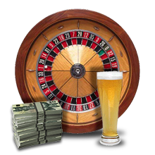 Drink and gamble