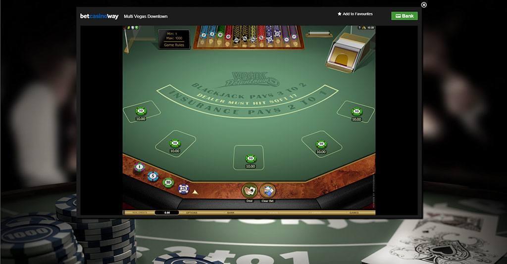 Virgin poker online