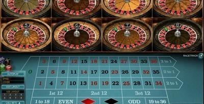 Multi Table Roulette