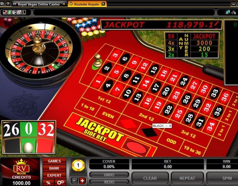 royal vegas mobile casino login site