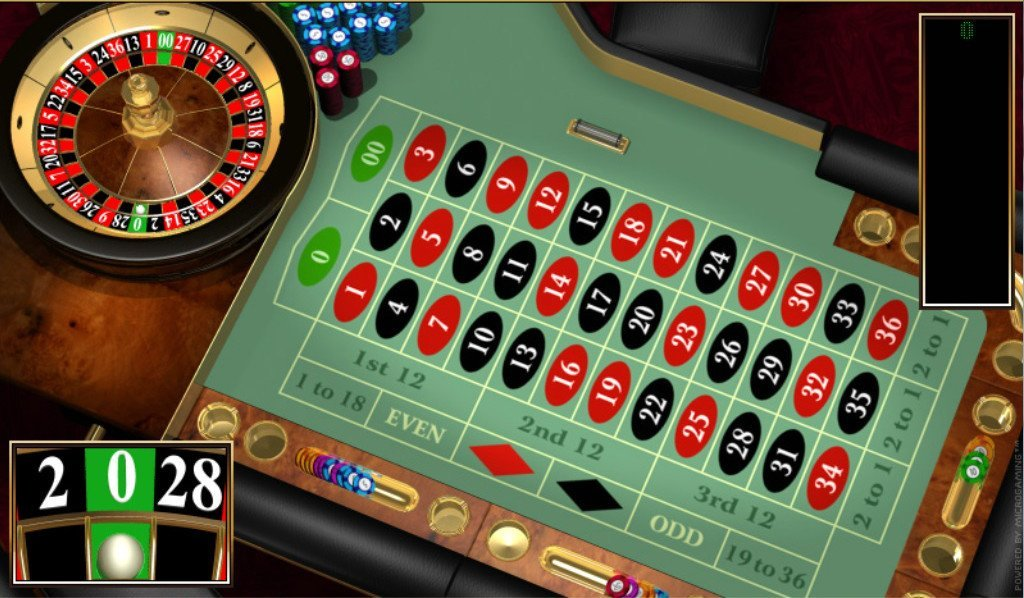 Roulette dealers spin fruit machine gambling