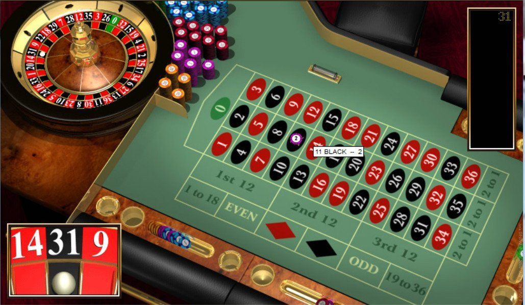 How to win roulette black and red